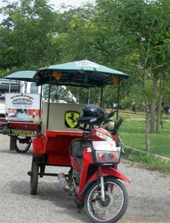 カンボジア製フェラーリ